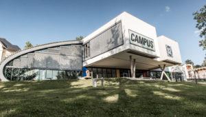 FH CAMPUS 02 Gebäude
