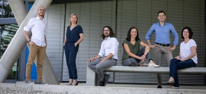 Gruppenfoto Innoteam