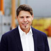 Porträtfoto von Thomas Hörzer