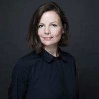 Porträtfoto von Judith Rössl