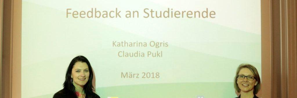Feedback an Studierende