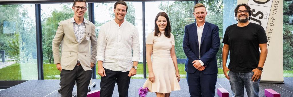 Gruppenfoto Praxisdialog Award Winning Companies