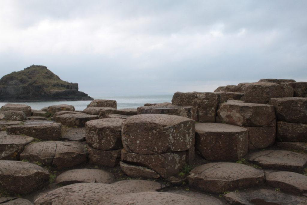 The Giant's Causeway im Norden Irlands