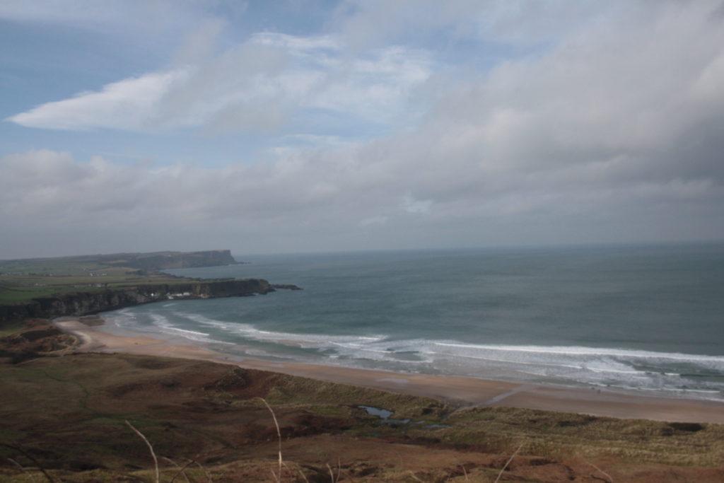 Sandstrand in Nordirland