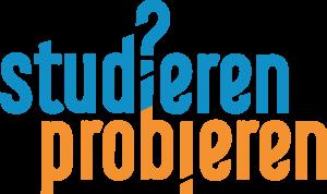 Logo Studieren Probieren