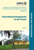 Buchcover Innovationsmanagement in der Praxis