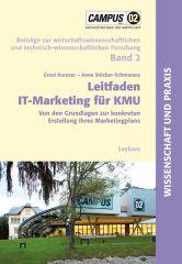 Buchcover Leitfaden IT-Marketing für KMU