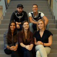 Gruppenfoto Team ÖH