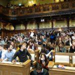 Bürgermeisterempfang Erasmus-Studierende