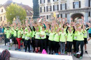 Gruppenfoto LäuferInnen FH CAMPUS 02