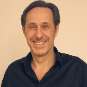 Porträtfoto von Hans-Jörg Bacher
